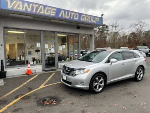 2011 Toyota Venza for sale at Vantage Auto Group in Brick NJ