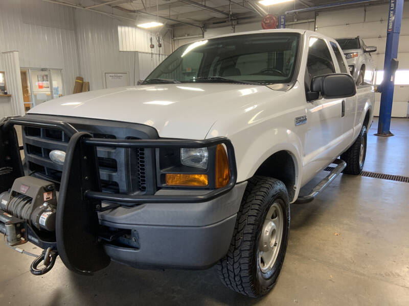 2006 Ford F-250 Super Duty for sale at Blake Hollenbeck Auto Sales in Greenville MI
