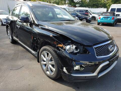 2016 Infiniti QX50 for sale at Auto Direct Inc in Saddle Brook NJ