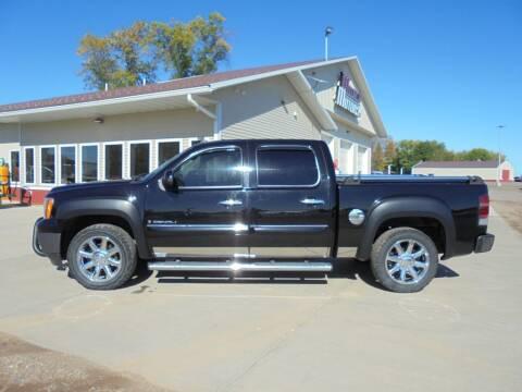 2008 GMC Sierra 1500 for sale at Milaca Motors in Milaca MN
