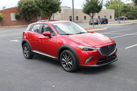 2016 Mazda CX-3 for sale at Auto Collection Of Murfreesboro in Murfreesboro TN