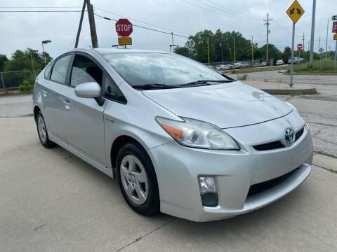 2010 Toyota Prius for sale at Xtreme Auto Mart LLC in Kansas City MO