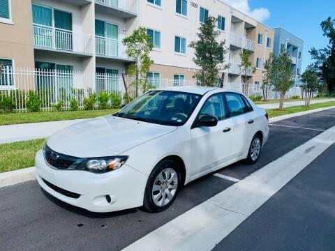 2008 Subaru Impreza for sale at LA Motors Miami in Miami FL