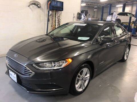 2018 Ford Fusion Energi for sale at CENTURY MOTORS - Fresno in Fresno CA