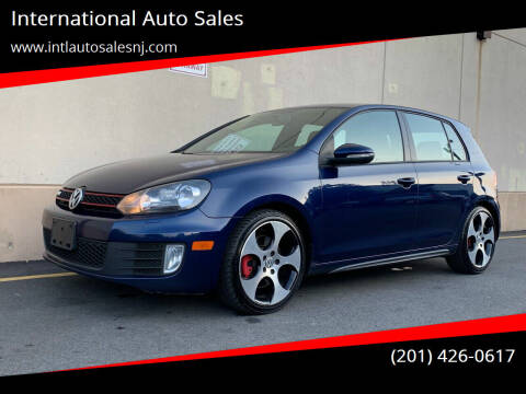 2011 Volkswagen GTI for sale at International Auto Sales in Hasbrouck Heights NJ