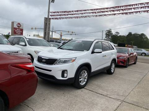 2015 Kia Sorento for sale at Direct Auto in D'Iberville MS