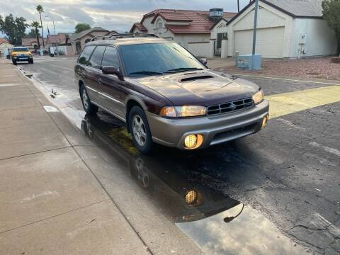1999 Subaru Legacy for sale at EV Auto Sales LLC in Sun City AZ