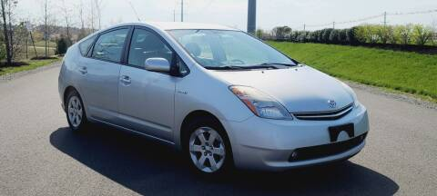 2007 Toyota Prius for sale at BOOST MOTORS LLC in Sterling VA