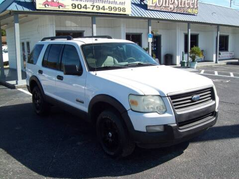 2006 Ford Explorer for sale at LONGSTREET AUTO in St Augustine FL