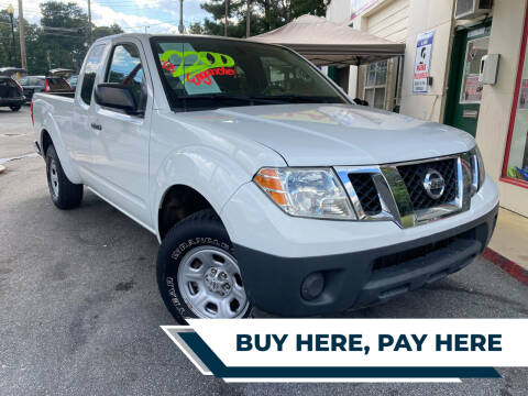 2014 Nissan Frontier for sale at Automan Auto Sales, LLC in Norcross GA