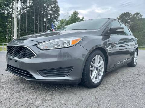 2017 Ford Focus for sale at Airbase Auto Sales in Cabot AR