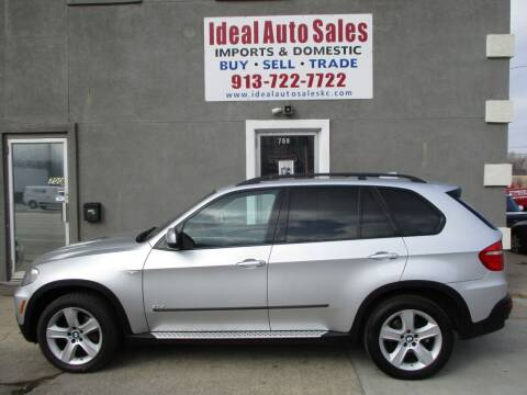 2008 BMW X5 for sale at Ideal Auto in Kansas City KS