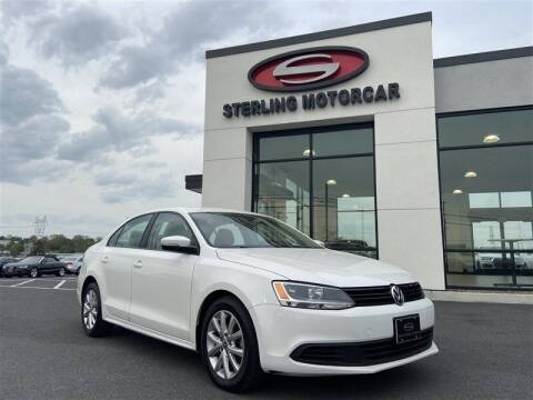 2012 Volkswagen Jetta for sale at Sterling Motorcar in Ephrata PA