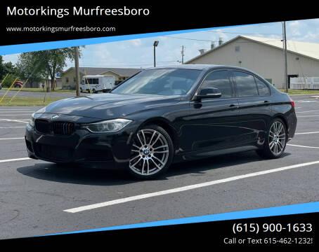 2013 BMW 3 Series for sale at Motorkings Murfreesboro in Murfreesboro TN