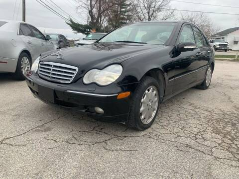 2002 Mercedes-Benz C-Class for sale at STL Automotive Group in O'Fallon MO