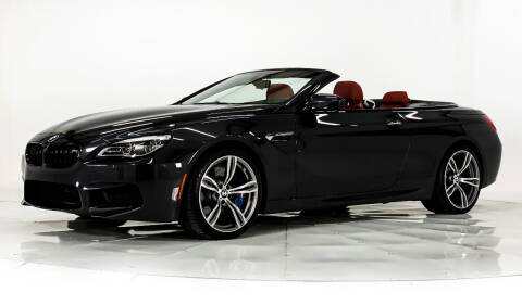 2018 BMW M6 for sale at Houston Auto Credit in Houston TX