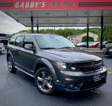 2015 Dodge Journey for sale at GABBY'S AUTO SALES in Valparaiso IN