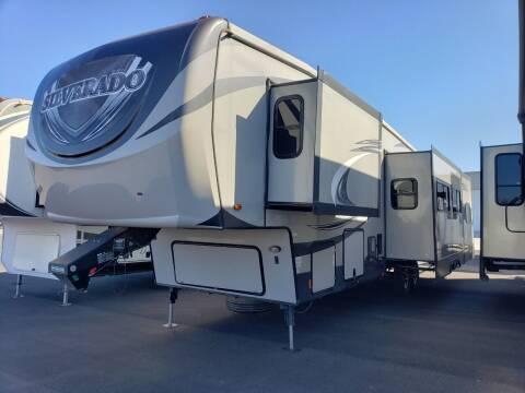2014 Heartland Silverado 36TB for sale at Ultimate RV in White Settlement TX