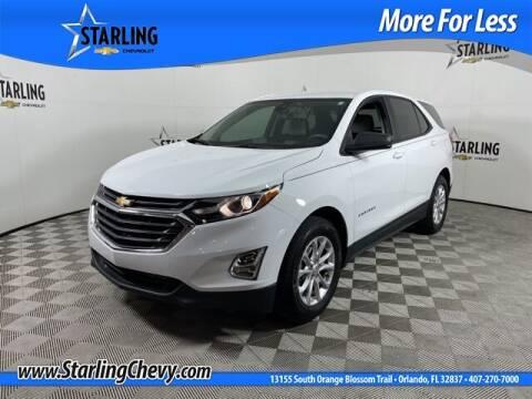 2020 Chevrolet Equinox for sale at Pedro @ Starling Chevrolet in Orlando FL