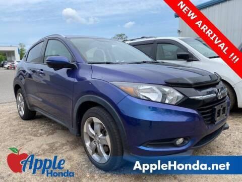 2016 Honda HR-V for sale at APPLE HONDA in Riverhead NY