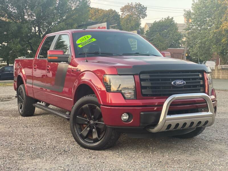 2014 Ford F-150 for sale at Best Cars Auto Sales in Everett MA