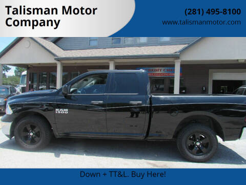 2013 RAM Ram Pickup 1500 for sale at Don Jacobson Automobiles in Houston TX