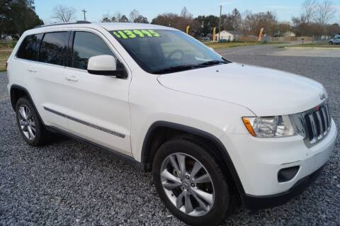 2013 Jeep Grand Cherokee for sale at Deaux Enterprises, LLC. in Saint Martinville LA