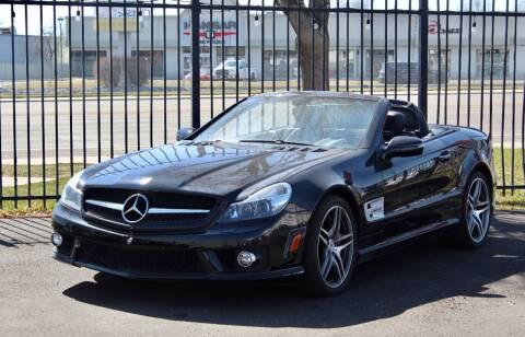 2011 Mercedes-Benz SL-Class for sale at Avanesyan Motors in Orem UT