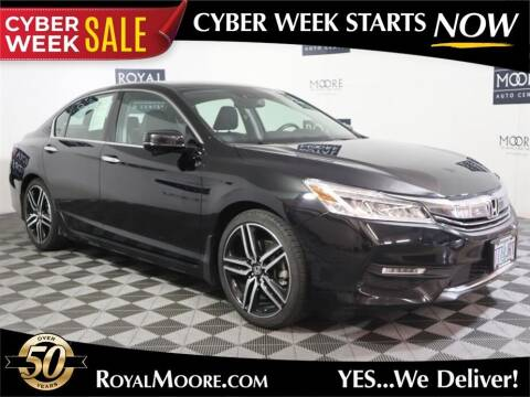 2017 Honda Accord for sale at Royal Moore Custom Finance in Hillsboro OR