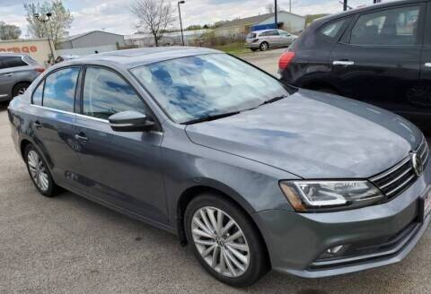 2016 Volkswagen Jetta for sale at Swan Auto in Roscoe IL