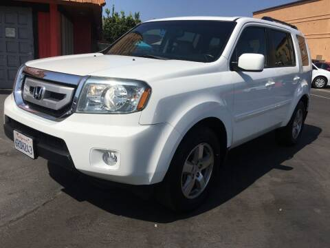 2011 Honda Pilot for sale at CARSTER in Huntington Beach CA