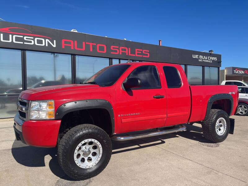 2009 Chevrolet Silverado 1500 for sale at Tucson Auto Sales in Tucson AZ