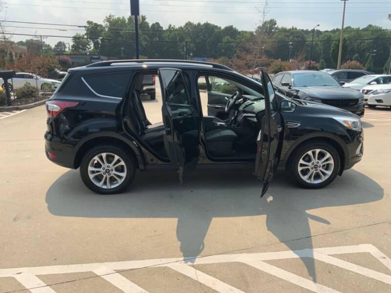 2018 Ford Escape for sale at A & K Auto Sales in Mauldin SC