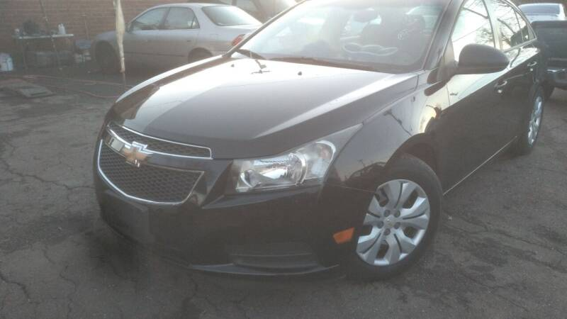 2013 Chevrolet Cruze for sale at IMPORT MOTORSPORTS in Hickory NC