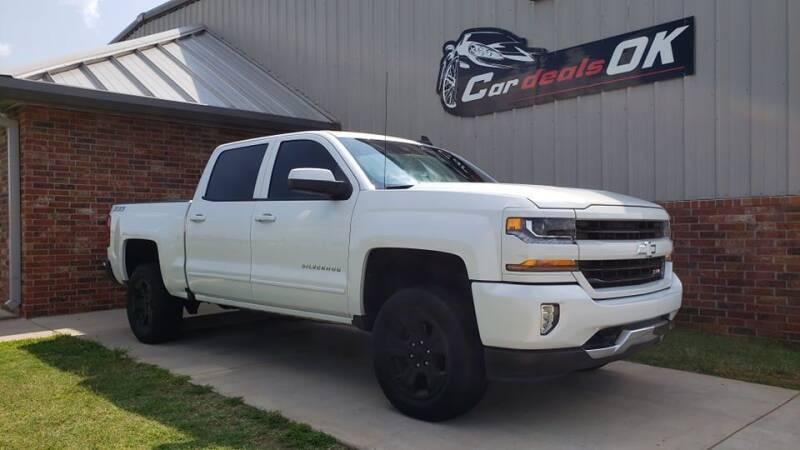 2016 Chevrolet Silverado 1500 for sale at Car Deals OK in Oklahoma City OK