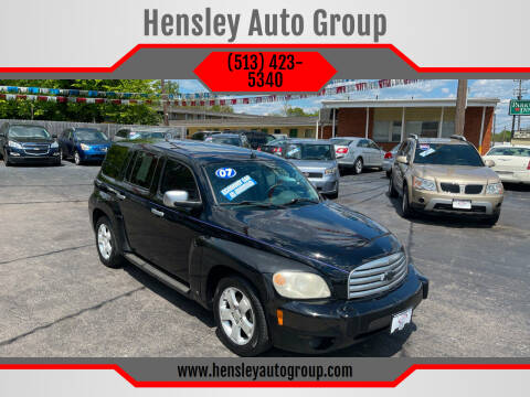 2007 Chevrolet HHR for sale at Hensley Auto Group in Middletown OH