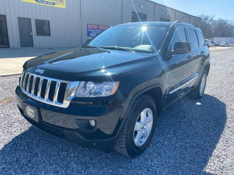 2012 Jeep Grand Cherokee for sale at Alpha Automotive in Odenville AL
