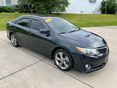 2014 Toyota Camry for sale at Best Buy Auto Mart in Lexington KY