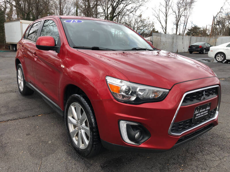 2015 Mitsubishi Outlander Sport for sale at PARK AVENUE AUTOS in Collingswood NJ