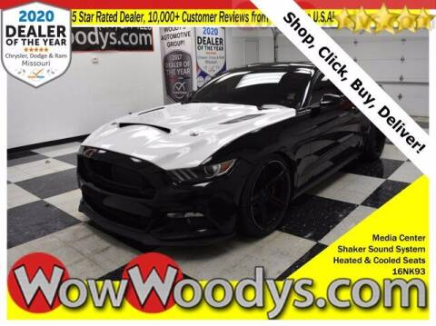 2016 Ford Mustang for sale at WOODY'S AUTOMOTIVE GROUP in Chillicothe MO