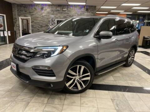 2016 Honda Pilot for sale at Sonias Auto Sales in Worcester MA