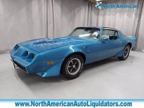 1979 Pontiac Trans Am for sale at North American Auto Liquidators in Essington PA