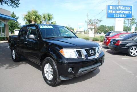 2014 Nissan Frontier for sale at BlueWater MotorSports in Wilmington NC