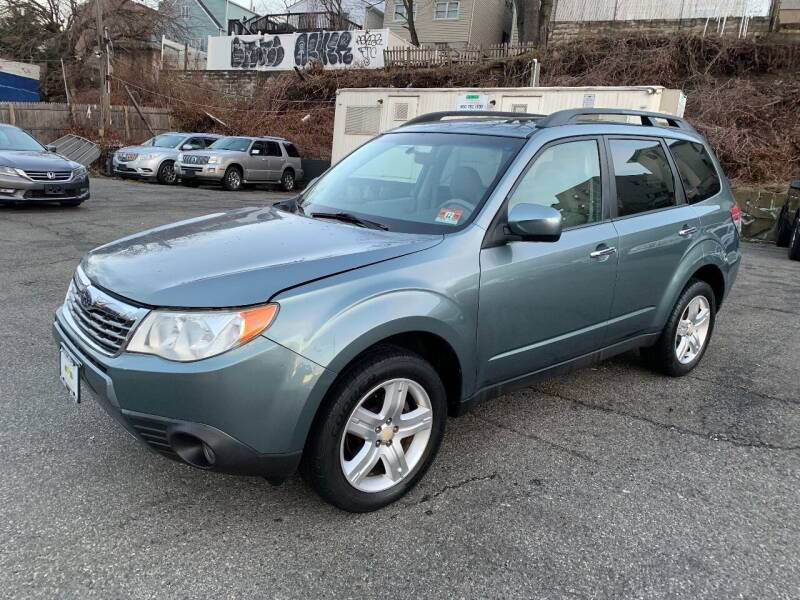 2009 Subaru Forester for sale at Crazy Cars Auto Sale in Jersey City NJ