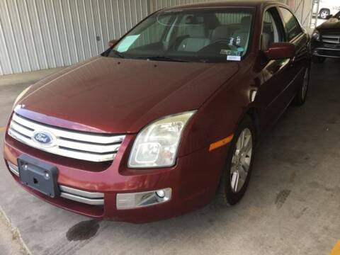 2007 Ford Fusion for sale at Drive Today Auto Sales in Mount Sterling KY