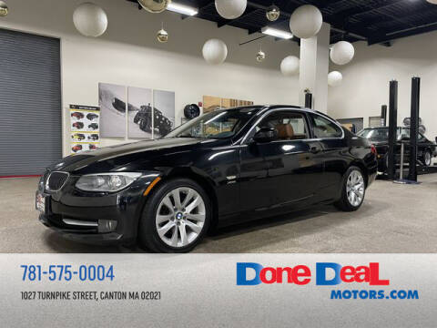 2013 BMW 3 Series for sale at DONE DEAL MOTORS in Canton MA