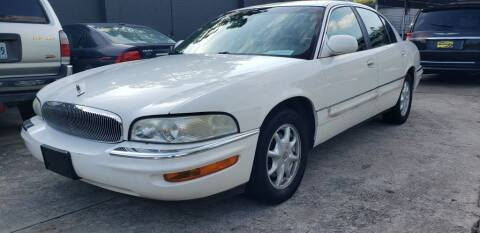 2002 Buick Park Avenue for sale at On The Road Again Auto Sales in Doraville GA