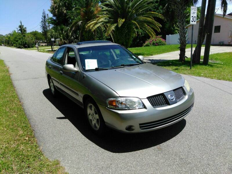 2006 Nissan Sentra for sale at D & D Detail Experts / Cars R Us in New Smyrna Beach FL