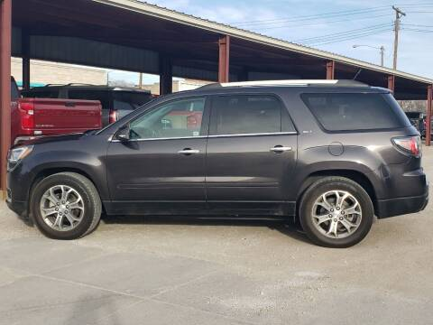 2014 GMC Acadia for sale at Faw Motor Co in Cambridge NE