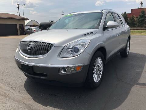 2012 Buick Enclave for sale at Mike's Budget Auto Sales in Cadillac MI